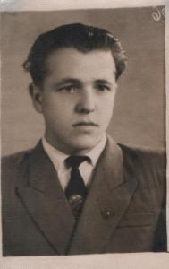 Я Ищу: Яровой Владимир 1938 г.р.