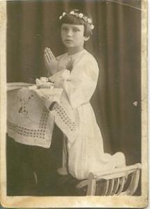 Я Ищу: Торгонская Ванда 1928 г.р.