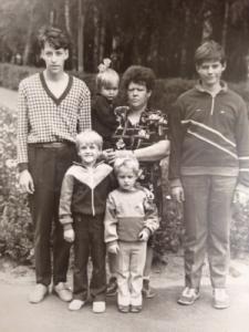 Ищу Брелевых Владимира, татьяну, Михала, Надежду и Анну