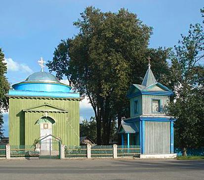 Лиозно и Лиозненский район