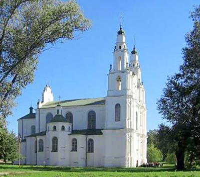 Полоцк и Полоцкий район