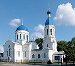 Петриков и Петриковский район