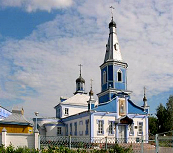 Рогачёв и Рогачевский район