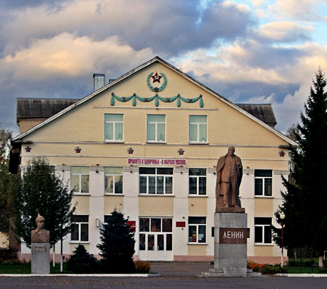 Быхов и Быховский район