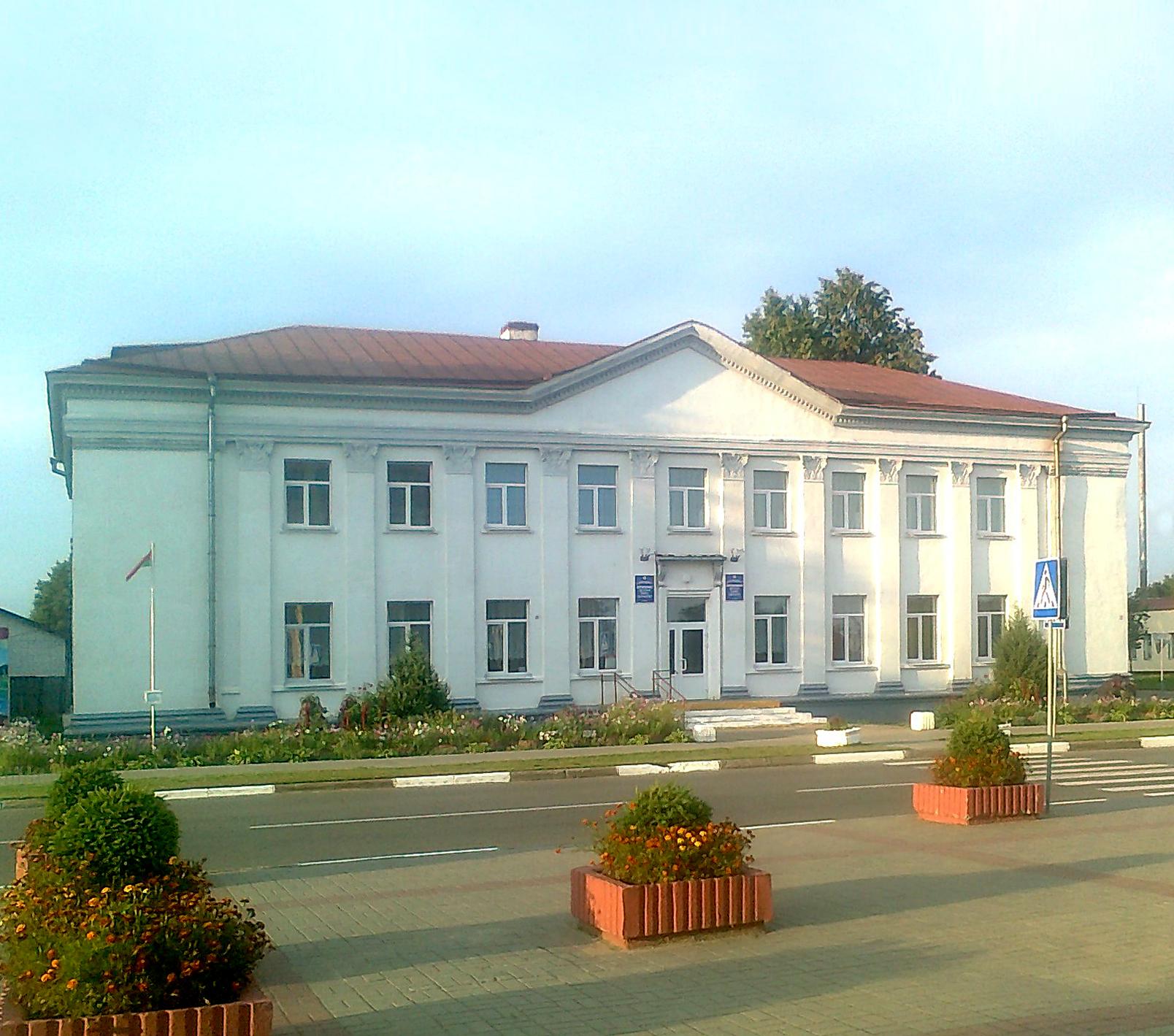 Дрибин и Дрибинский район