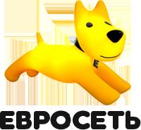 Логотип ЕВРОСЕТЬ