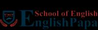 Логотип ENGLISHPAPA