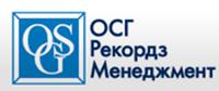 Логотип ОСГ РЕКОРДЗ МЕНЕДЖМЕНТ