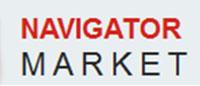 Логотип НАВИГАТОР-МАРКЕТ