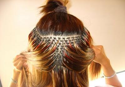 наращивание волос в гомеле