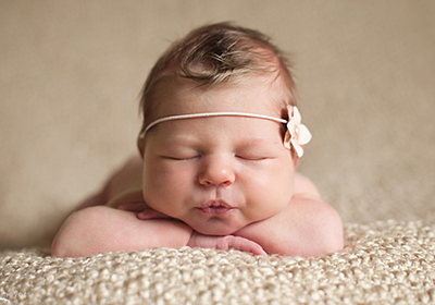 Цена за студийную фотосъёмку новорожденных от 0 до 3 месяцев